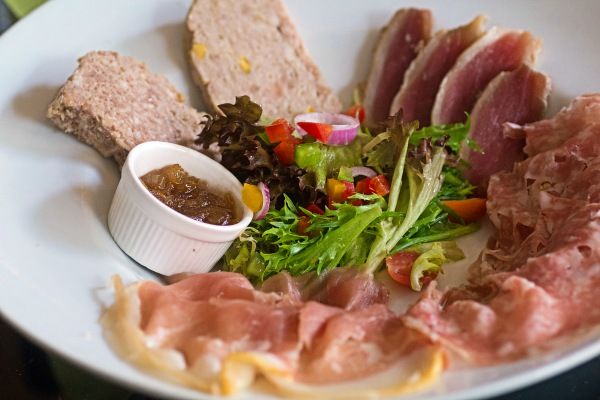 plateau de charcuterie at Chez Gaston Bangsar: Exquisite French Fine Dining in a Casual Setting